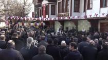 TEMEL KARAMOLLAOĞLU - Mehmet Akif İnan Vakfı Hizmet Binasının Açılışı
