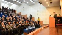 ÇANAKKALE ZAFERI - Mersin'de Sarıkamış Şehitlerinin Torunları Sarıkamış'a Uğurlandı