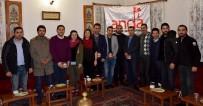 SİVAS VALİSİ - Meslektaşları Gazeteci İsmail Güneş'i Anlattı