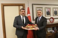 MAHALLİ İDARELER - MHP Malatya İl Teşkilatından Bahçeli'ye Ziyaret