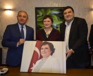 FATMA GÜLDEMET - Milletvekili Sarı, AOSB'de İncelemelerde Bulundu