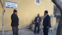 Müftü Karabayır'dan Tercan Temasları