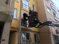 POLİS KÖPEĞİ - Narkotik Polisleri Eve İtfaiye Merdiveniyle Girdi