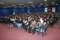GÜVENLİK SİSTEMİ - Niğde'de 750 Özel Güvenlik Görevlisine Eğitim Verildi
