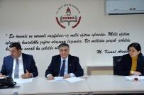 Okul Servis Araçları İl Koordinasyon Kurulu Toplandı