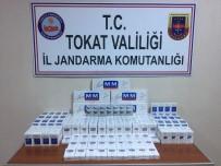 TRAFİK KANUNU - Otobüs Yolcularının Valizinden 512 Paket Kaçak Sigara Çıktı