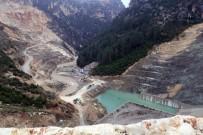 ALİ İHSAN SU - Pamukluk Barajı Yıl Sonunda Bitecek
