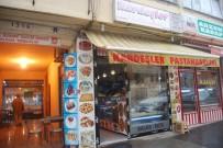 HÜSEYİN KAPLAN - Pastane Sahibine Üçüncü Kez Hırsızlık Şoku