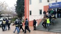 KOBANİ - PKK Propagandası Yapan 7 Kişi Gözaltına Alındı