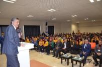 HIROŞIMA - Rektör Taşaltın Lise Öğrencileriyle Buluştu