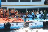 SAMSUNG - Samsung Boğaziçi Kıtalararası Yüzme Yarışı Yabancı Kotası 27 Dakikada Doldu