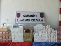 Sigara Kaçakçısına 10 Bin 360 Lira İdari Para Cezası