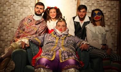 Sinop'ta 'Kral Çıplak' oyunu sahnelendi