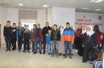 Şırnak'ta 44 Şehit Yakını Mersin'e Geziye Gönderildi