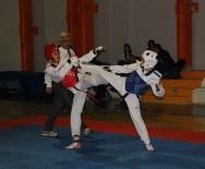 SERVET TAZEGÜL - Taekwondo Gençler İl Birinciliği Sona Erdi