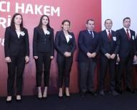 KULÜPLER BIRLIĞI VAKFı - Tekirdağ'ın Kadın Hakemine FIFA Kokartı