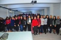 ÇOCUK GELİŞİMİ - TOBB İl Kadın Girişimciler Kurulu Söyleşi Düzenledi