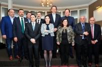 FATMA BETÜL SAYAN KAYA - Torunoğulları Açıklaması ''2018'De De Türkiye-Hollanda İyi Niyet Elçisi Olacağım''