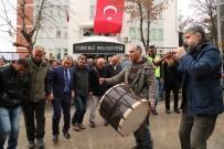 Tunceli'de Davullu Zurnalı 'Kadro' Kutlaması
