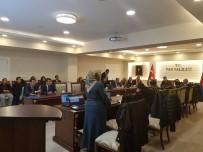 VAN YÜZÜNCÜ YıL ÜNIVERSITESI - Van'da Sulak Alanlar Toplantısı