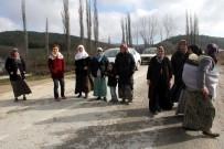 Vatandaşların 'Asit Tankeri' İsyanı