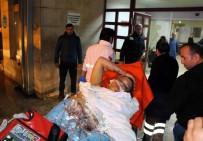 Yaralı Halde Hastane Bahçesine Bırakılmıştı Açıklaması Hayatını Kaybetti