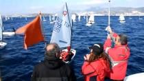 İÇMELER - Yelken Açıklaması Bodrum Kış Trofesi Yarışları Başladı