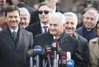 YARDIM PAKETİ - Yıldırım, PTT Kargo İle El-Bab'a Yardım Paketi Gönderdi