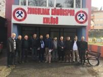 HÜSEYIN DEMIR - Zonguldak Kömürspor Başkanını Seçti