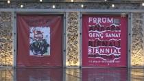 KÜLTÜR SANAT MERKEZİ - 13 Yaşındaki 'Dahi Ressam' Ankara'da