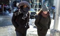 VIRGINIA - ABD'de Aşırı Soğuklar 22 Kişinin Ölümüne Neden Oldu