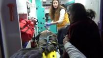 ÇANAKLı - Adana'da Asansör Halatı Koptu Açıklaması 2 Yaralı