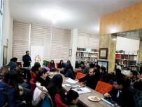 PROFESÖR - Aday Öğretmenlerden Diriliş Kitap Kafeye Ziyaret