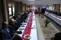 AĞRı DAĞı - AK Partili Taşkesenlioğlu Açıklaması 'Esameleri Bu Topraklarda Okunmayacaktır'
