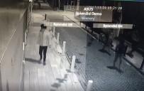 Alarmı Duyan Hırsızlar Nasıl Kaçacaklarını Şaşırdı