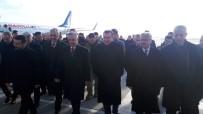 SELAHATTIN BEYRIBEY - Bakan Arslan Ve Bak, Kars'ta