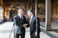 İNSAN KAÇAKÇILIĞI - Bakan Çavuşoğlu Açıklaması 'Gümrük Birliği Anlaşması'nın Güncellenmesi Gerekiyor'