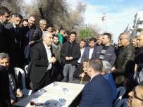 TAZİYE ZİYARETİ - Bakan Fakıbaba, Birecik'te Taziyelere Katıldı