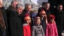 Bakanlar Bak Ve Arslan Kars'ta