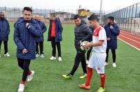 TÜRKÜCÜ - Balona Rövaşata Attı, Elbistanspor'a Transfer Oldu