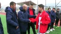 TÜRKÜCÜ - Balona Röveşata Atmaya Çalışan Genç, Futbolculuk Hayaline Kavuştu