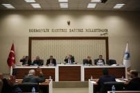 Bartın Belediyesi 2018 Yılı İlk Meclis Toplantısı Gerçekleştirildi