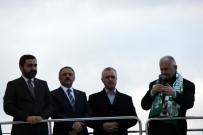 Başbakan Binali Yıldırım Kırşehirliler Tarafından Coşkuyla Karşılandı