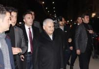 Başbakan Yıldırım'a Kırşehir'de Yoğun İlgi
