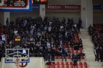 BIBER GAZı - Basketbol Maçına Olaylar Damga Vurdu
