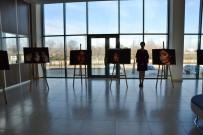 Biga'da 'Kadına Şiddete Hayır' Temalı Fotoğraf Sergisi