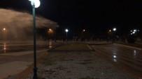 BIBER GAZı - Biletli Taraftar Salona Giremedi, Polis TOMA İle Müdahale Etti