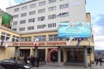 SARAYBOSNA - Bosna Hersek Bağımsız Sendikaları Birliği Hizmet Binası TİKA Tarafından Yenilendi