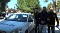 PARMAK - Cezaevi Firarisi Adana'da Yakalandı