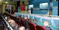 MESLEK EĞİTİMİ - Erzurum'da Bölgesel Yerel Yönetim Zirvesi
